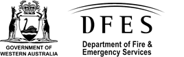 DFES - Department of Fire and Emergency Services