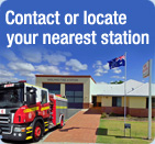 Contact or locate your nearest station
