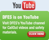 DFES on YouTube