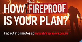 My Bushfire Plan