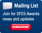 Join the Awards mailing list