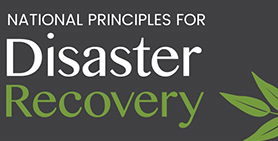 National-Priciples-Disaster-Recovery