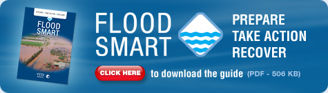 Flood Smart - Click to download the guide