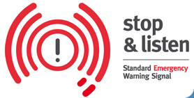 Standard Emergency Warning Signal (SEWS)