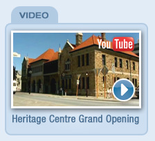 Education and Heritage Centre Opens