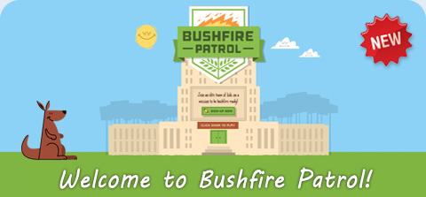 Welcome to Bushfire Patrol